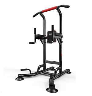Multi Function Station Muscle Up Machine Black